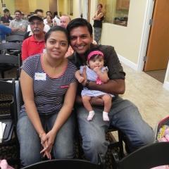 Binal, Nick and Vihana