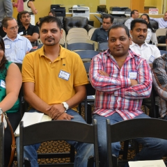 Dealer Meeting/25_Digisha, Vipul, Nick, Kisan, James (back)