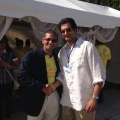 Ashish & Mr. Karim Virji