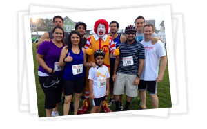 Ride for Ronald 2014